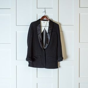 H&M Studio Black Blazer